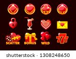 gaming icon of st.valentine...