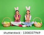 full length size body studio... | Shutterstock . vector #1308337969