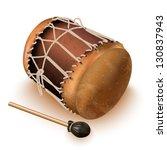musical background series.... | Shutterstock .eps vector #130837943