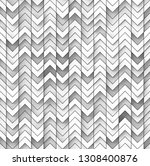 modern abstract geometric... | Shutterstock . vector #1308400876