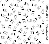 geometric modern background.... | Shutterstock .eps vector #1308469003