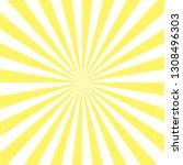 Yellow stripes sunrays background. Sunrays yellow color vector eps10 background. Sunrays yellow rays background.