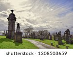 Glasgow Necropolis Friedhof