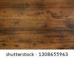 antique reclaimed oak  gnarls... | Shutterstock . vector #1308655963