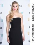 Small photo of LONDON, UK. February 09, 2019: Hermione Corfield arriving for the 2019 BAFTA Film Awards Nominees Party at Kensington Palace, London. Picture: Steve Vas/Featureflash