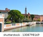 the armenian island of st....   Shutterstock . vector #1308798169