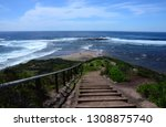 long reef headland  sydney nsw... | Shutterstock . vector #1308875740