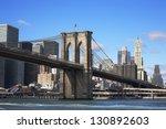 New York Skyline Showing...