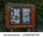 cheshire  north west england uk ...   Shutterstock . vector #1308948790