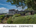 cheshire  north west england uk ...   Shutterstock . vector #1308948793