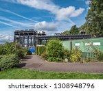 cheshire  north west england uk ...   Shutterstock . vector #1308948796