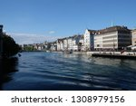zurich  switzerland   june 23 ...   Shutterstock . vector #1308979156