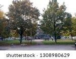 zagreb  croatia   october 25 ...   Shutterstock . vector #1308980629