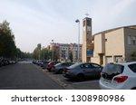 zagreb  croatia   october 25 ...   Shutterstock . vector #1308980986