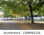 zagreb  croatia   october 25 ...   Shutterstock . vector #1308981226