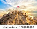 ancient historic castle in...   Shutterstock . vector #1309010983