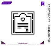 certificate vector icon. best...
