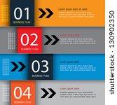modern design template ... | Shutterstock .eps vector #130902350