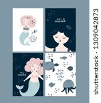 Vector Nursery Posters With...