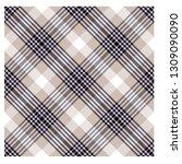 seamless tartan plaid. scottish ... | Shutterstock .eps vector #1309090090