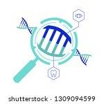 crispr cas9   genetic...   Shutterstock .eps vector #1309094599