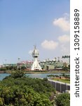 kaohsiung city   taiwan   18th  ... | Shutterstock . vector #1309158889
