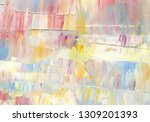 highly textured colorful...   Shutterstock . vector #1309201393