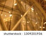 blur night building structures... | Shutterstock . vector #1309201936