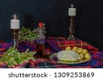 Burns Supper Table Reworked As...