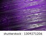 illustration silver and purple... | Shutterstock . vector #1309271206