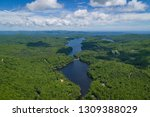 Aerial View of Lake Toxaway