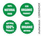 vector badges  stickers  logo ...   Shutterstock .eps vector #1309405459