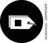 vector labels icon     Shutterstock .eps vector #1309405699