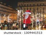 lisbon  portugal   12 26 18 ... | Shutterstock . vector #1309441513