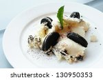 cheese cake | Shutterstock . vector #130950353