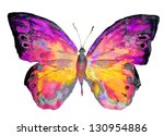 Stock photo butterfly 130954886