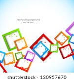 colorful background with...