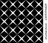 seamless pattern of rhombuses....   Shutterstock .eps vector #1309594609