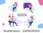 dark application. build... | Shutterstock .eps vector #1309634203