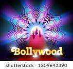 vector illustration of... | Shutterstock .eps vector #1309642390