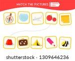 matching children educational... | Shutterstock .eps vector #1309646236