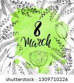 8 march. international women's...   Shutterstock .eps vector #1309710226