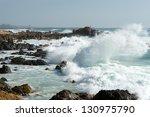 Atlantic Waves Hitting The...