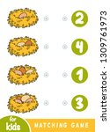 matching education game for... | Shutterstock .eps vector #1309761973