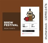 french press coffee festival...