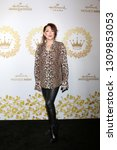 Small photo of LOS ANGELES - FEB 9: Lynda Boyd at the Hallmark Winter 2019 TCA Event at the Tournament House on February 9, 2019 in Pasadena, CA