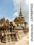 view of the grand palace and...   Shutterstock . vector #1309889503