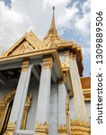 view of the grand palace and...   Shutterstock . vector #1309889506