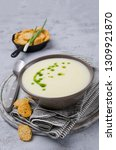 traditional cream vegetable... | Shutterstock . vector #1309921870