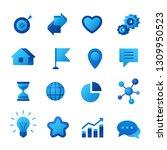 vector icons universal set....